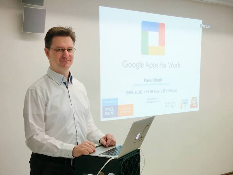 Pavel Minář - Google Apps